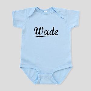 Wade, Vintage Infant Bodysuit