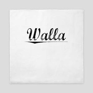 Walla, Vintage Queen Duvet