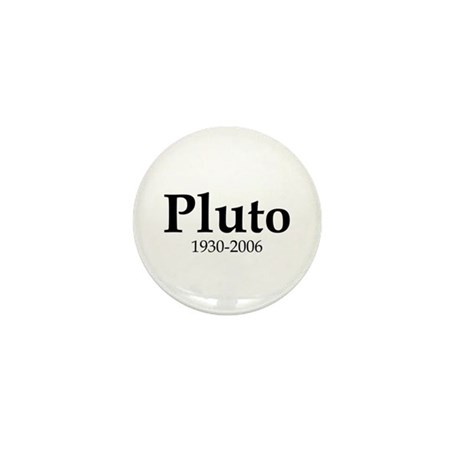 Pluto Dates Mini Button