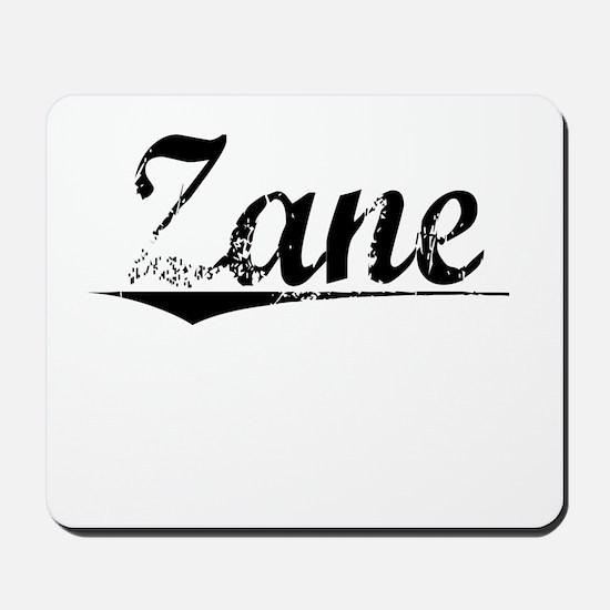 Zane, Vintage Mousepad