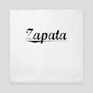 Zapata, Vintage Queen Duvet