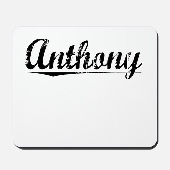 Anthony, Vintage Mousepad