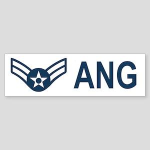 Airman First Class <BR>Bumper Sticker 1