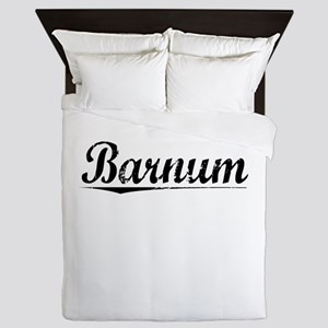 Barnum, Vintage Queen Duvet