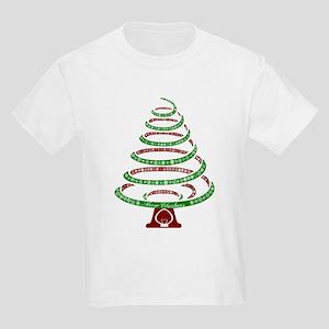 Christmas Tree Kids Light T-Shirt