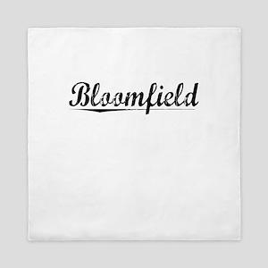 Bloomfield, Vintage Queen Duvet
