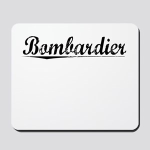 Bombardier, Vintage Mousepad