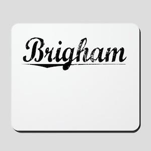 Brigham, Vintage Mousepad