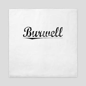 Burwell, Vintage Queen Duvet