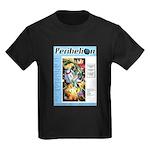 Perihelion Science Fiction Kids Dark T-Shirt