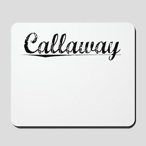Callaway, Vintage Mousepad