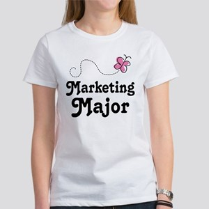 Marketing Major Women's T-Shirt