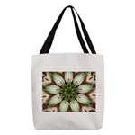 Wild Greens Polyester Tote Bag