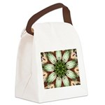 Wild Greens Canvas Lunch Bag