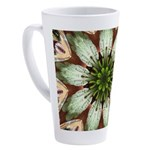 Wild Greens 17 oz Latte Mug