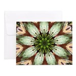 Wild Greens Note Cards (Set of 10)