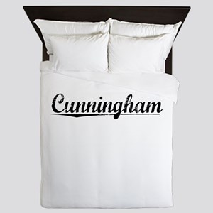 Cunningham, Vintage Queen Duvet