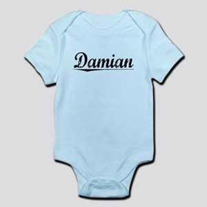 Damian, Vintage Infant Bodysuit