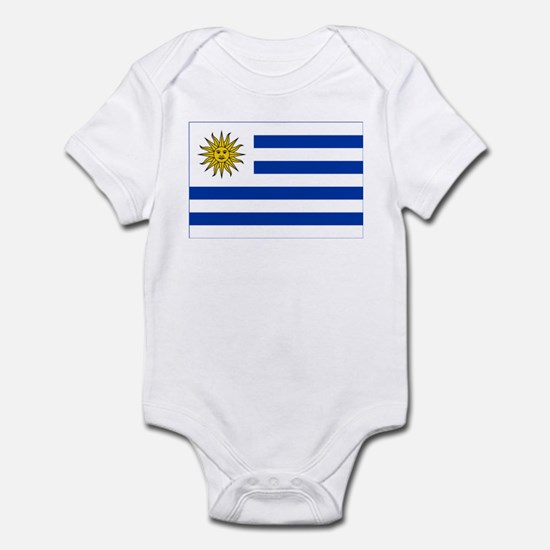 Flag of Uruguay Infant Bodysuit