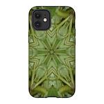 Purslane Starburst iPhone 12 Mini Tough Case