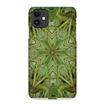 Purslane Starburst iPhone 11 Slim Case