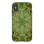 Purslane Starburst iPhone X/XS Tough Case