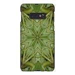 Purslane Starburst Samsung Galaxy S10e Slim Case