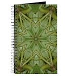 Purslane Starburst Notebook