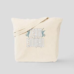 Team Edward Tote Bag
