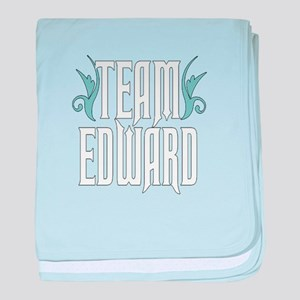 Team Edward baby blanket