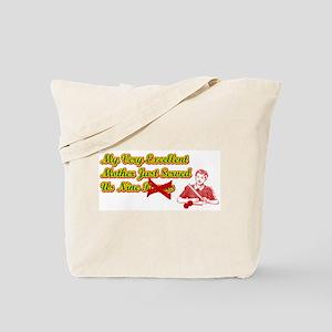 Pluto Pizzas Tote Bag