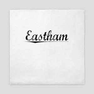 Eastham, Vintage Queen Duvet