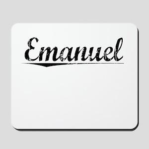 Emanuel, Vintage Mousepad