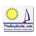 The Bay Guide's Mousepad