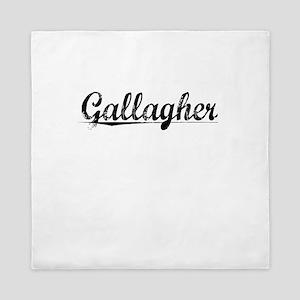 Gallagher, Vintage Queen Duvet