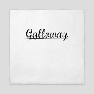 Galloway, Vintage Queen Duvet