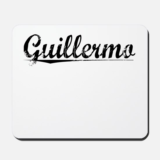 Guillermo, Vintage Mousepad