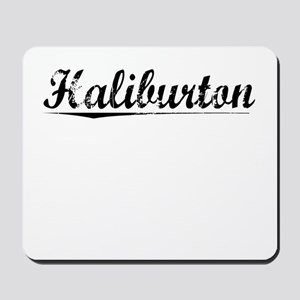 Haliburton, Vintage Mousepad