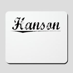 Hanson, Vintage Mousepad