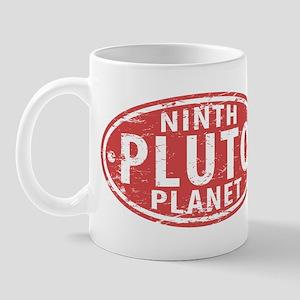 Pluto - Ninth Planet Mug