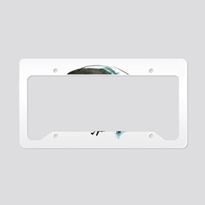 Paraglider License Plate Holder