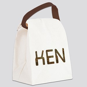 Ken Circuit Canvas Lunch Bag