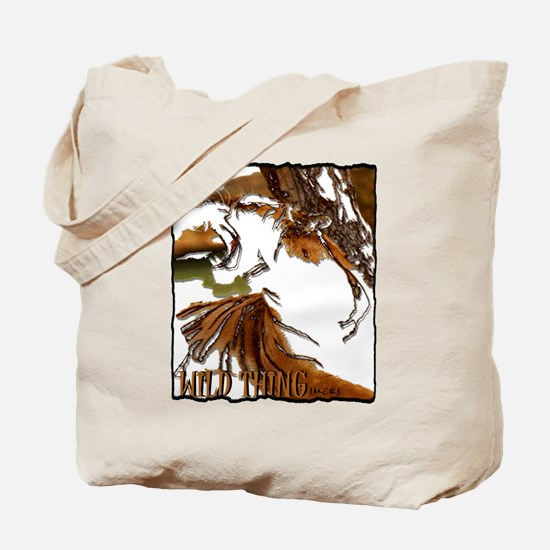 wild thing art illustration Tote Bag