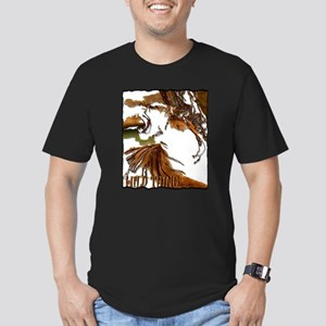 wild thing art illustration Men's Fitted T-Shirt (