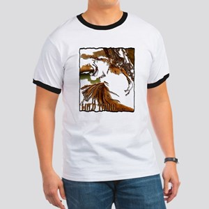 wild thing art illustration Ringer T