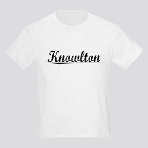 Knowlton, Vintage Kids Light T-Shirt