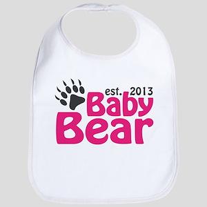 Baby Bear Claw Est 2013 Bib