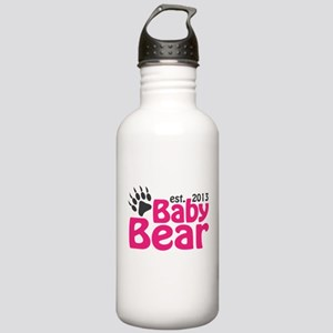 Baby Bear Claw Est 2013 Stainless Water Bottle 1.0