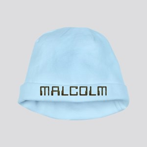 Malcolm Circuit baby hat