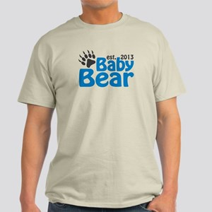 Baby Bear Claw Est 2013 Light T-Shirt